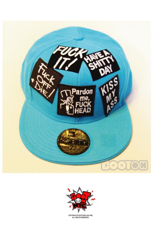 booton custom hat